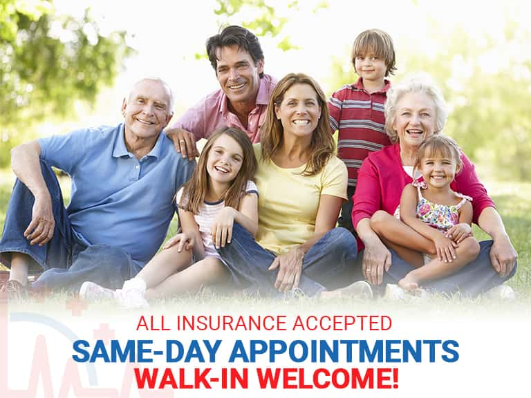 Urgent Care Family Clinic Near Me in Pearland, TX